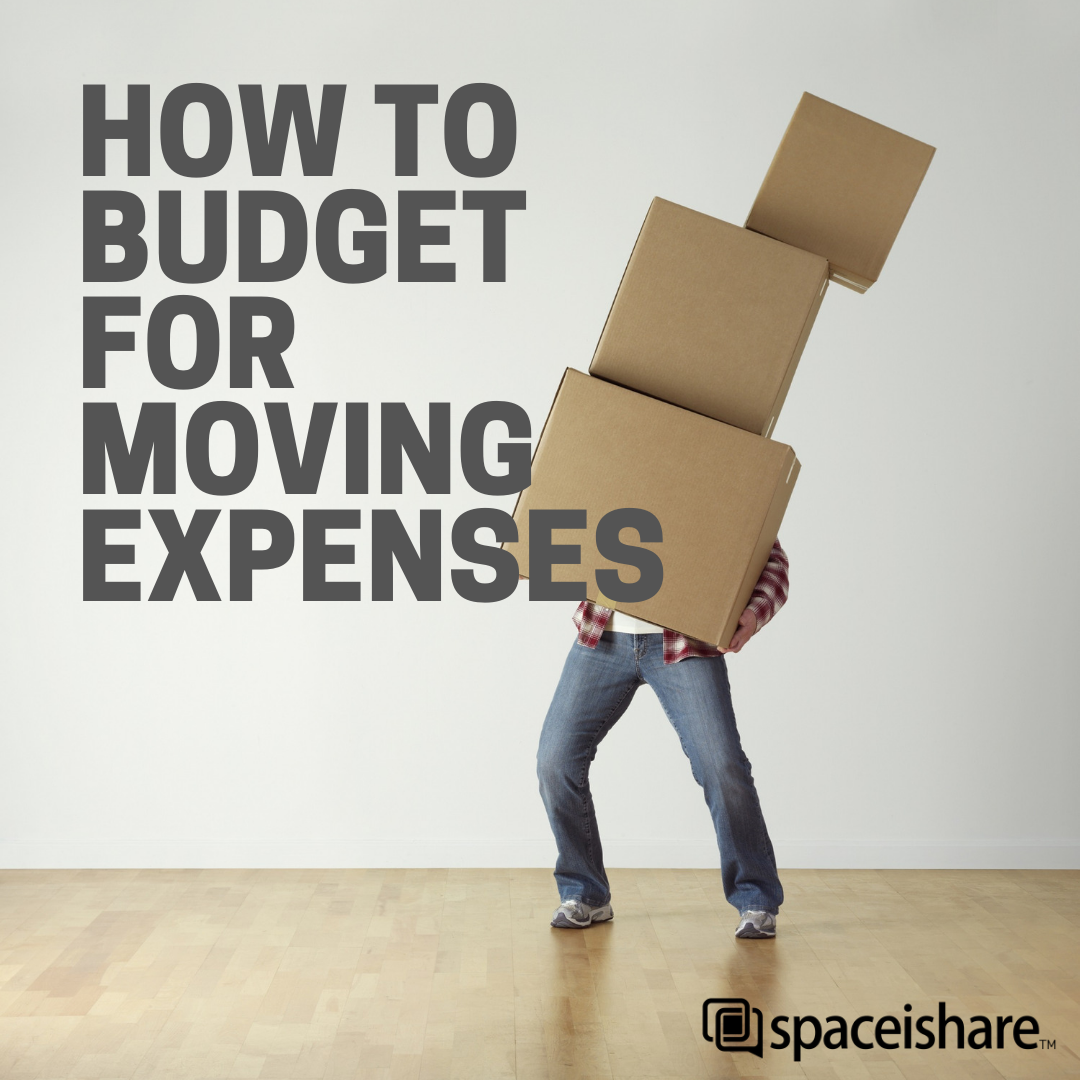 How to Budget for Moving Expenses