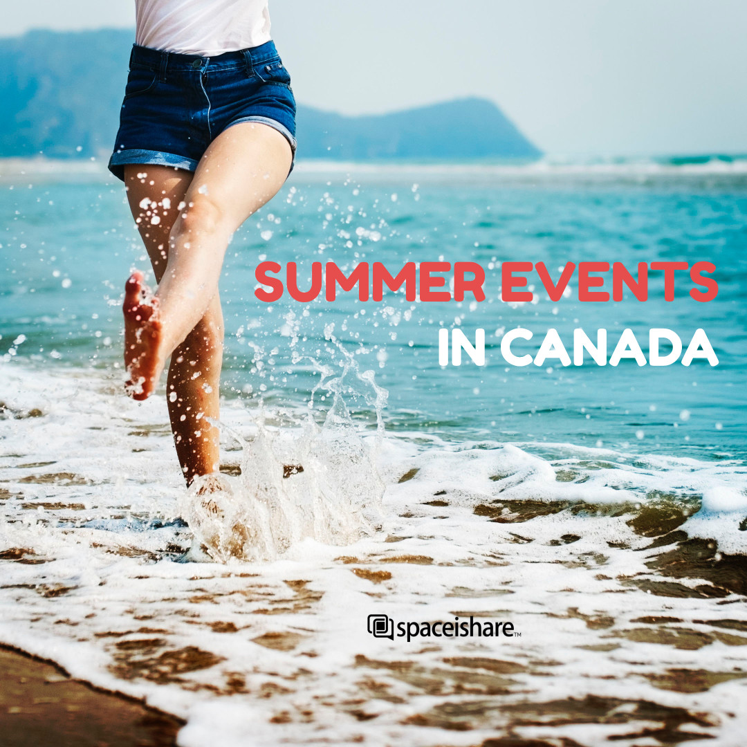 Summer Events in Canada