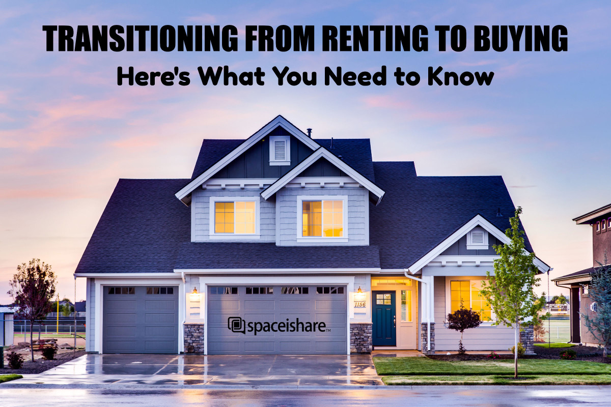 Transitioning from Renting to Buying: Heres What You Need to Know