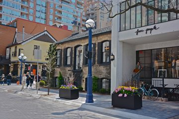 Parking and Storage in Yorkville